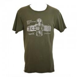 T-Shirt KMZ Man - Khaki