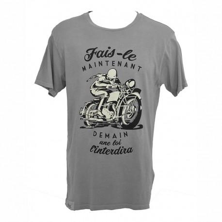 T-Shirt Do It Now - Khaki