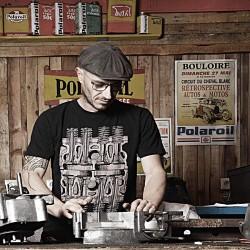 T-Shirt Soupapes - Black