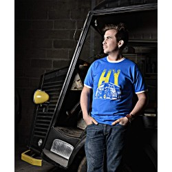 T-Shirt HY Man - Blue