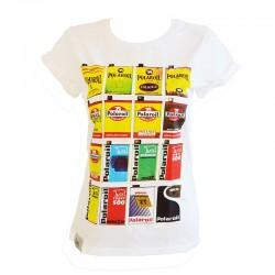 T-Shirt Bidons - Blanc