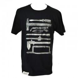 T-shirt Outils Noir