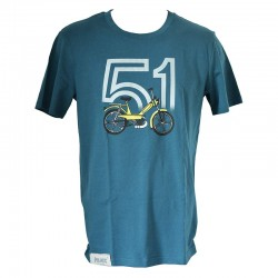 T-Shirt Motobecane 51 anthracite