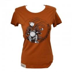 T-Shirt Voyage femme