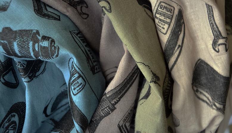 Polamix scarves