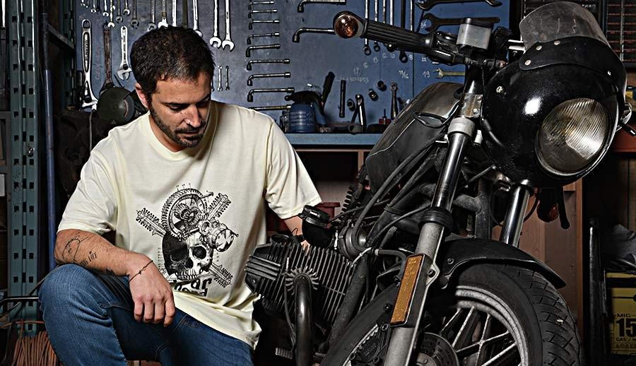 T-shirt Gearhead